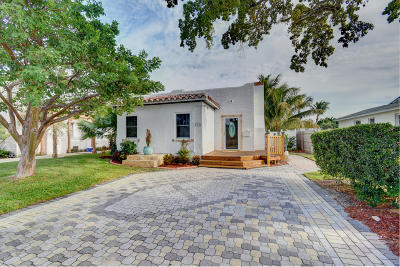 Delray Beach Single Family Home For Sale: 232 Dixie Boulevard