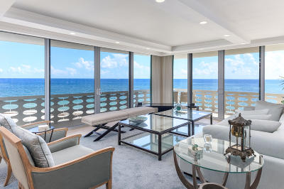 Palm Beach Condo For Sale: 100 Sunrise Avenue #502