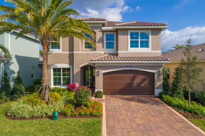 Delray Beach Single Family Home For Sale: 9679 Salty Bay Drive