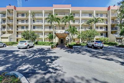 Pompano Beach Condo For Sale: 4191 Cypress Reach Court #406