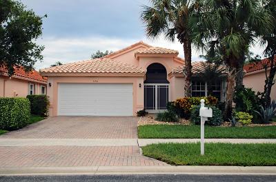 Boynton Beach Single Family Home For Sale: 11566 Spring Oak Avenue
