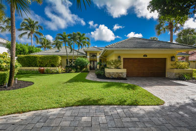 Boca Raton Single Family Home For Sale: 1920 SW 9th Street