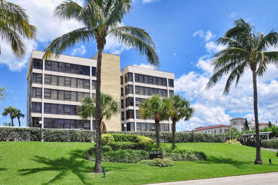 Delray Beach Condo For Sale: 2175 S Ocean Boulevard #302