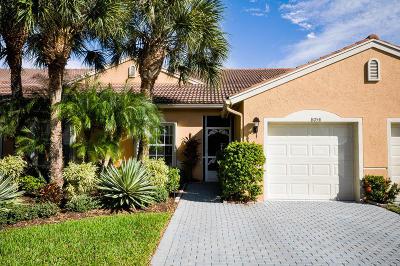 Boynton Beach Single Family Home For Sale: 8058 Dolomtian Way