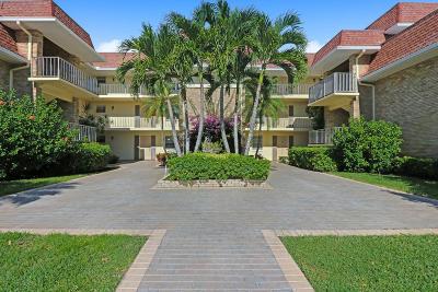 Palm Beach Gardens Condo For Sale: 5500 Tamberlane Circle #303