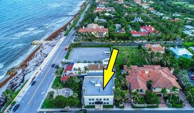 Palm Beach Single Family Home For Sale: 106 Hammon Avenue
