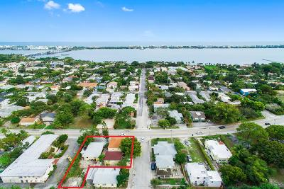 Lake Worth Multi Family Home For Sale: 329 S Federal Highway