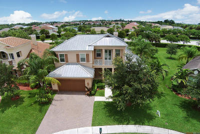 Royal Palm Beach Single Family Home For Sale: 8517 Butler Greenwood Drive