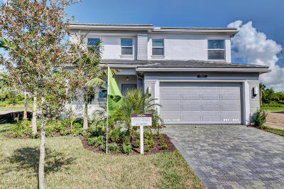 Delray Beach Single Family Home For Sale: 9763 Salty Bay Drive