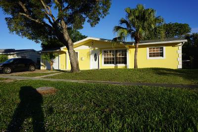 Palm Beach Gardens Single Family Home For Sale: 3395 Capri Road