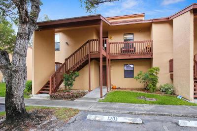 Royal Palm Beach Condo For Sale: 1202 Lakeview Drive E