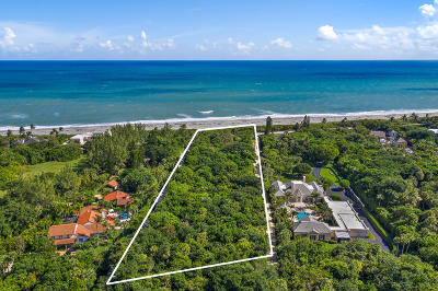 Hobe Sound Residential Lots & Land For Sale: 310 S Beach Road