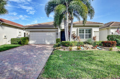 Delray Beach Single Family Home For Sale: 14894 Jetty Lane