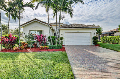 Delray Beach Single Family Home For Sale: 14566 Jetty Lane