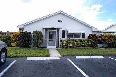Palm Beach Gardens Condo For Sale: 3064 Meridian Way S #1