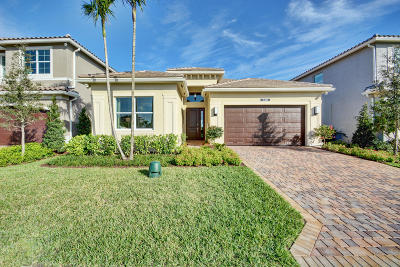 Delray Beach Single Family Home For Sale: 9745 Salty Bay Drive