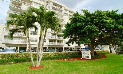 South Palm Beach Condo For Sale: 3570 S Ocean Boulevard #311