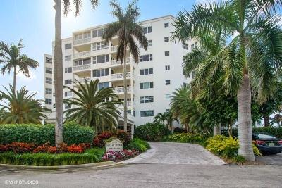 Delray Beach Condo For Sale: 1000 Lowry Street #7f