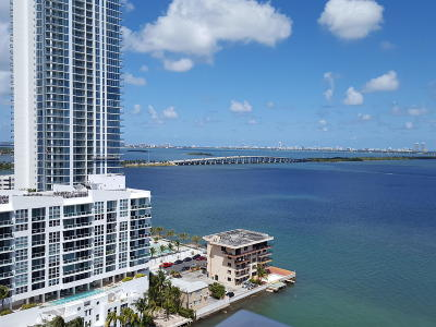 Miami-Dade County Condo For Sale: 601 NE 27th Street #1701
