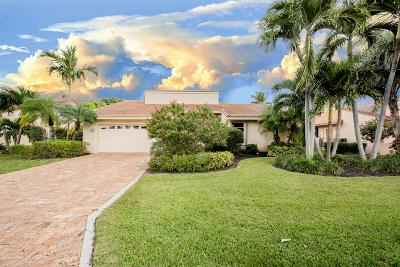 Boca Raton FL Single Family Home For Sale: $469,900