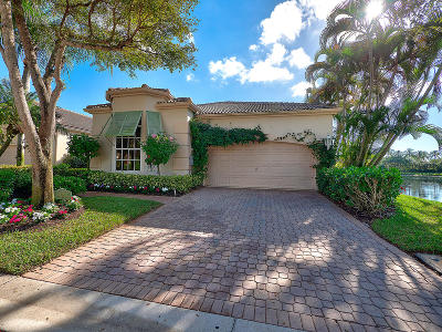 Palm Beach Gardens Single Family Home For Sale: 301 Sunset Bay Lane