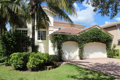 Boynton Beach Single Family Home For Sale: 11052 Sunset Ridge Circle