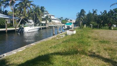 Delray Beach Residential Lots & Land For Sale: 815 Palmer Road