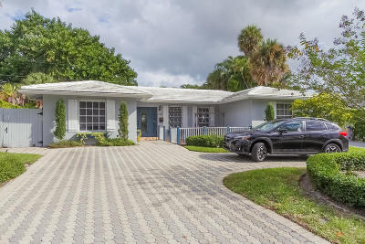 Boca Raton Single Family Home For Sale: 600 NW 7th Avenue