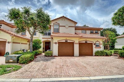 Delray Beach Single Family Home For Sale: 16097 Poppyseed Circle #1907