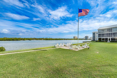 Tequesta Condo For Sale: 100 Waterway Road #A303
