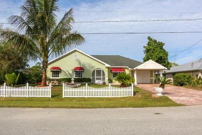 Port Saint Lucie, Saint Lucie West Single Family Home For Sale: 197 NE Sagamore Terrace