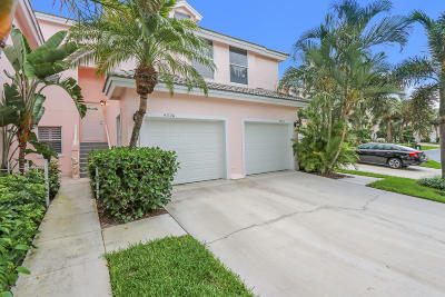 Jupiter Condo For Sale: 4306 Fairway Drive