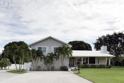 Stuart Single Family Home For Sale: 5458 SE Major Way