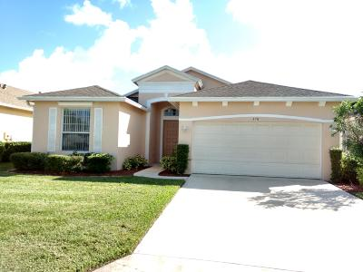 Port Saint Lucie FL Single Family Home For Sale: $249,800
