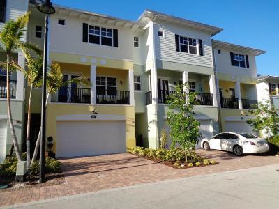 Delray Beach Rental For Rent: 233 Latitude Circle
