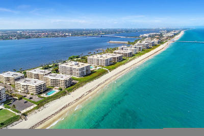 Palm Beach Condo For Sale: 3200 S Ocean Boulevard #C301