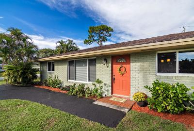 Palm Beach Gardens Single Family Home For Sale: 4427 Birdwood Street