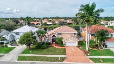 Boynton Beach Single Family Home For Sale: 9118 Indian River Run