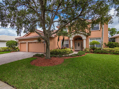 Stuart Single Family Home For Sale: 3464 SE Fairway Oaks Trail
