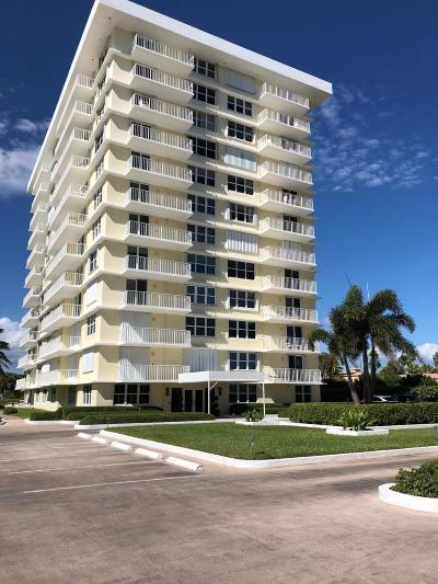 Juno Beach Condo For Sale: 500 Ocean Drive #W-1c