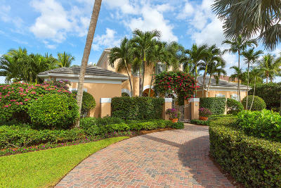Wellington Single Family Home For Sale: 12893 Mizner Way
