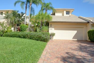 Boca Raton Townhouse For Sale: 19540 Planters Point Drive