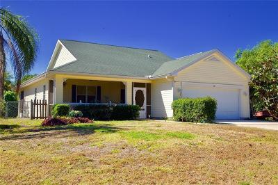 Vero Beach Single Family Home For Sale: 721 17th Lane SW