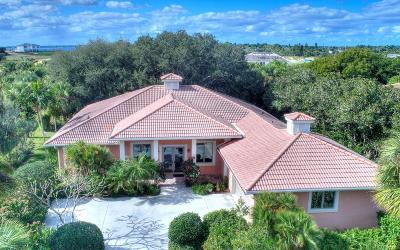 Jensen Beach Single Family Home For Sale: 2711 NE Sewalls Landing Way