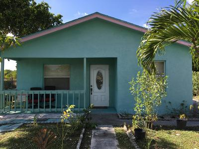 Delray Beach Single Family Home For Sale: 126 NW 6th Avenue