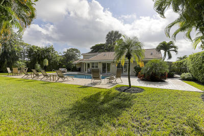 Delray Beach Single Family Home For Sale: 5001 Pineview Circle