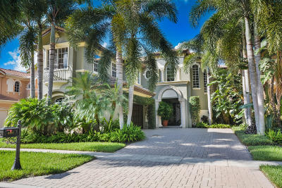 Delray Beach Single Family Home For Sale: 8167 Valhalla Drive