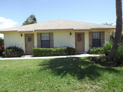 Palm Beach Gardens Multi Family Home For Sale: 9140 E Highland Pines Boulevard