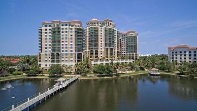 Palm Beach Gardens Condo For Sale: 3610 Gardens Parkway #102a