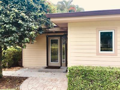 West Palm Beach Single Family Home For Sale: 13781 Eastpointe Way